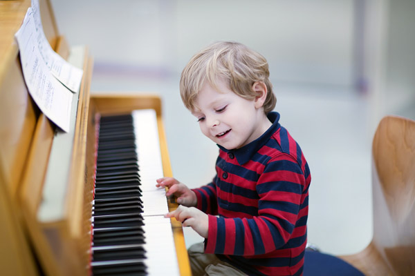 More Evidence Music Training Boosts Brainpower