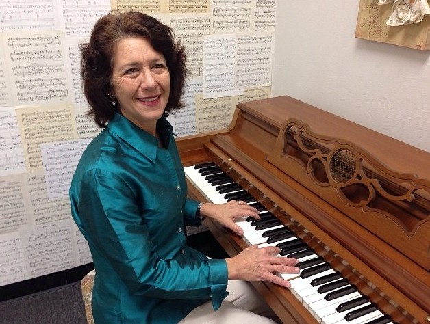 Meet Nancy Pfingsten, our newest piano instructor!