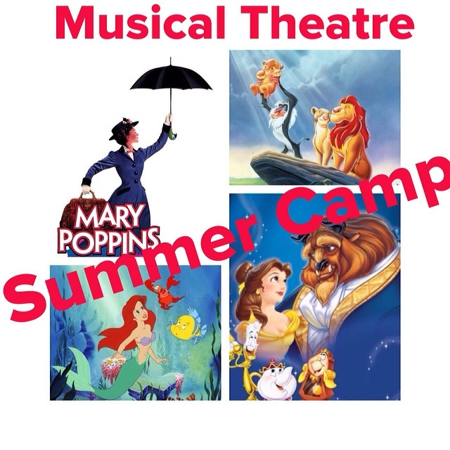 Musical Theatre Camp 2014